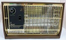 Vintage Retro Mid Century Modern Electric Arvin Fan Forced Electric Space Heater