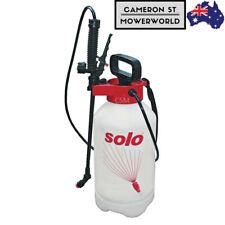 Solo 461- 5 Litre Hand-held Pressure Sprayer Flat Fan & Jet Nozzle supplied