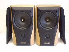 Vintage Mission 750 Limited Edition 20th Anniversary Speakers - Made in England