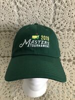 New 2019 MASTERS Pine Green Performance SLOUCH Golf HAT AUGUSTA NATIONAL BNWT