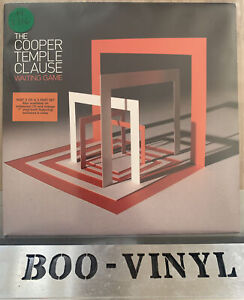 "The Cooper Temple Clause - Waiting Game Part 2  - 7"" Vinyl NM / NM"