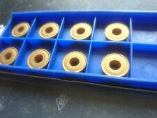 8 Puntas De Carburo cimentado RCMX160600 YBD151 (RCMX 160600 16 06 00 1606 1606 M0)