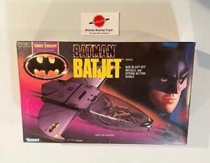 1990 Batjet MISB Sealed Batman Dark Knight Kenner Vehicle NEW