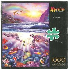 Turtle Bay - Marine - Complete -Buffalo Games Puzzle