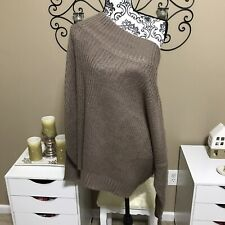 Goodnight Macaroon Oversized Slouchy Sweater Xl
