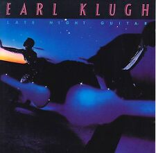 cd-album, Earl Klugh - The Late Night Guitar, 14 Tracks, Australia