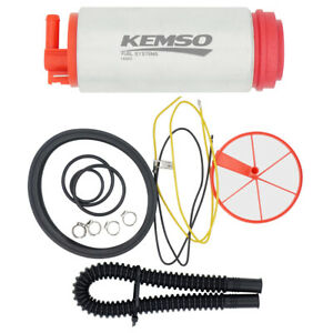 KEMSO 340LPH Fuel Pump for VW / Audi 1.8 T, Replace 9-654-1025, 【FOR FWD ONLY!】
