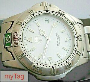 TAG Heuer 4000 Full Size Quartz Sports Watch  999.806A