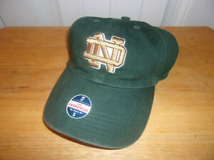 Notre Dame Fighting Irish Hat Fitted Size Small Cap NWT Free Shipping!