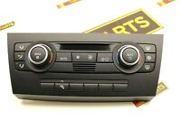 BMW 1 3 SERIES  A/C AIR CON HEATER CLIMATE CONTROL PANEL SWITCH 9182287 (KK32)