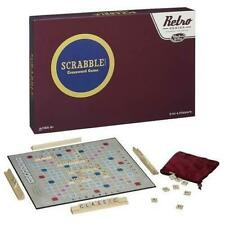 Scrabble Crossword Game Retro Series Hasbro Gaming 1949 Edition