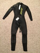 Nwt Zoot Women's Conduit Wetsuit New X-Small $400