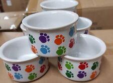 Paw Print Ceramic Bowl Only 99p