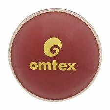 Omtex Pro Synthetic Soft Ball, Men's Standard Red