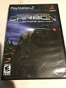 Need for Speed: Carbon -- Collector's Edition (Sony PlayStation 2, 2006)