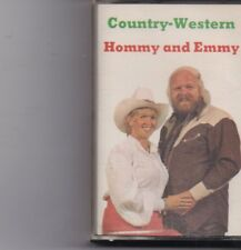 Hommy And Emmy-Country-Western music Cassette