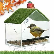New listing Window Bird Feeders for Outside-Window Bird Feeder with Strong Suction Cups &.