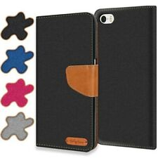 Case Apple IPHONE 4/4s Cover Wallet Flip Case Protective Cover Fabric Cover