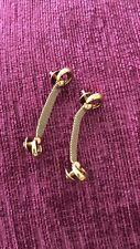 Vintage 18K Gold Cufflinks signed Meister