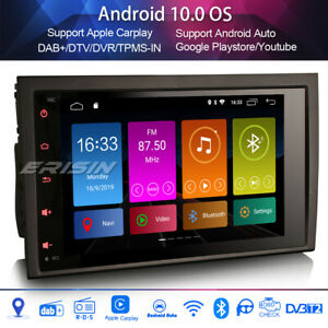 DAB+Car Stereo for AUDI A4 S4 RS4 RNS-E SEAT EXEO Android 10.0 WIFI Carplay SWC