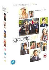 Gossip Girl Season 1-4 Complete Series 1-4.....