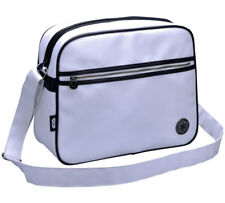 STAR Wars Imperial PREMIUM MESSENGER BAG. colore BIANCO DISNEY NUOVO