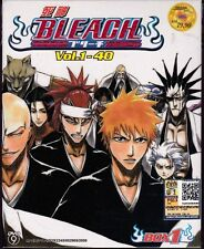 DVD Bleach Complete TV Series Vol.1-366End 12 Box Set English Sub