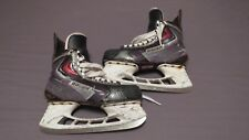 Claude Giroux Used Bauer Vapor APX2 Pro Stock Ice Hockey Skates 8.5 E/A MeiGray