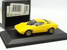 Minichamps 1/43 - Lancia Stratos 1972 Amarillo