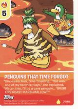 Disney Club Penguin Card-Jitsu Series 2 Trading Card # 25/68