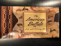 2001 American Buffalo Coin and Currency Set - Includes 2001-D Buffalo $1