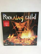 Running Wild Branded & Exiled  Vinyl LP NEW sealed