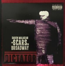 DARON MALAKIAN AND SCARS ON BROADWAY DICTATOR BLACK AND WHITE COLORED VINYL NEW