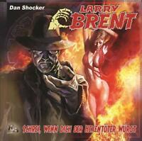 WENN DICH DER HEXENTOE SCHREI - LARRY BRENT   CD NEW