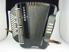 Hohner Morino Club diatonisch Harmonika Knopfakkordeon diatonic accordeon