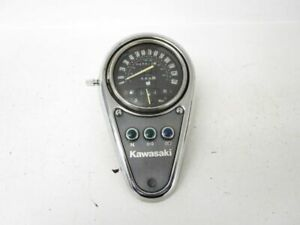 00 Kawasaki Vulcan 1500 L Nomad FI Speedometer 25005-1672 2000