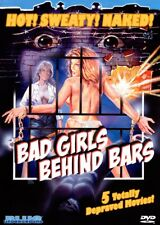 NEW bad girls behind bars DVD Blue Undergroun 99Women/AmazonJail/WomenBehindBars