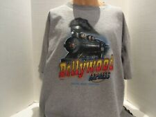 DOLLYWOOD EXPRESS TRAIN T-SHIRT (2XL) GRAY- PIGEON FORGE TENN.-DOLLY PARTON