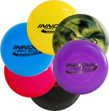 INNOVA DISC GOLF MINI 6 PACK - SET OF SIX MINIS - ASSORTED COLORS