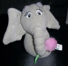 Dr. Seuss 5 Inch Horton Elephant from Horton Hear's a Who Finger Puppet