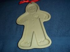 Brown Bag Cookie Mold Gingerbread Man 1992 Mint