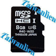 OEM 8GB 8G Class 10 Micro SD Micro SDHC TF Flash Memory Card