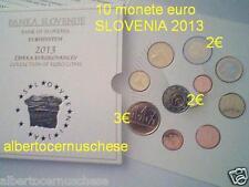 2013 SLOVENIA 10 monet 8,88 euro slovenie slovenja slovenija Slovenië 3 postumia