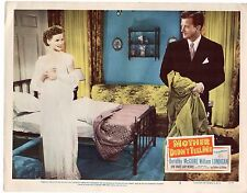DOROTHY MCGUIRE WILLIAM LUNDIGAN MOTHER DIDN'T TELL ME 11x14 Lobby Card LC680