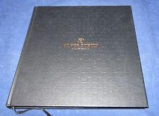 Roger Dubuis - Horloger Genevois Katalog mit Goldschnitt