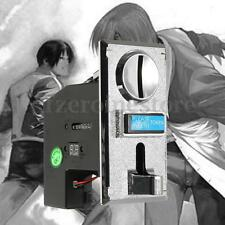 Electronic Roll Down Coin Acceptor Arcade Game Multicade Ticket Redemption