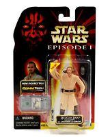Star Wars Episode 1 - Qui-Gon Jinn (Jedi Master) Action Figure