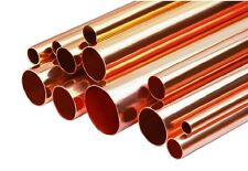 "1/4"" Diameter Type L Copper Pipe/Tube x 1' Length"