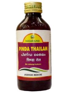 Nagarjuna Pinda Thailam / Oil 200ml ( Pack of 2 )
