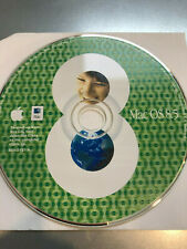 Vintage Apple Computer CD Rom Disc Mac OS 8.5 Install Software